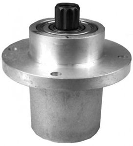 We carry replacement spindles and spindle housings for all Excel lawn mowers